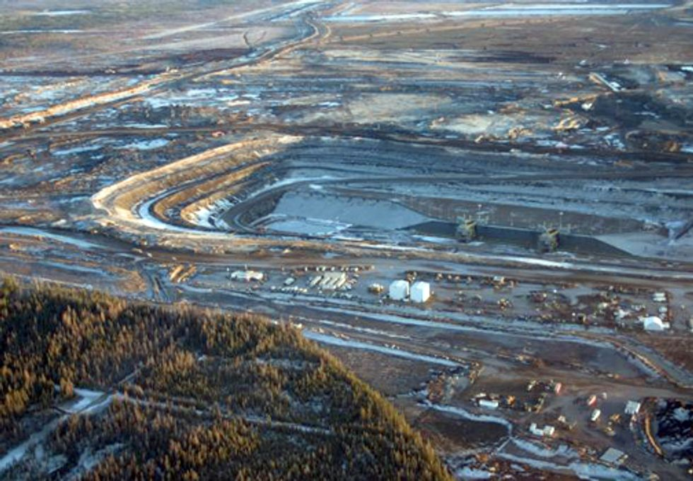 TransCanada's Latest Extreme Energy Pipelines in the U.S. and Canada