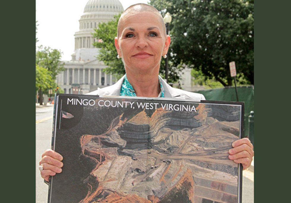 Citizens Converge on Capitol Hill to End Mountaintop Removal Mining