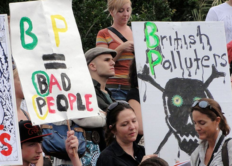 BP and the Attack on Academic Freedom