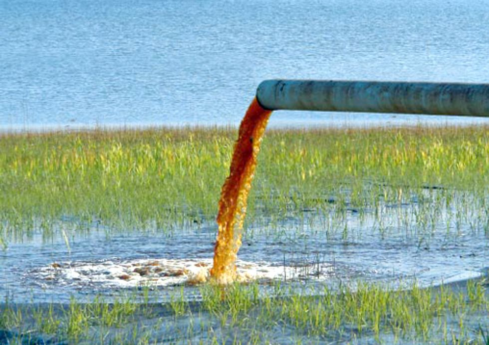 House Committee Votes against Clean Water Act Protections