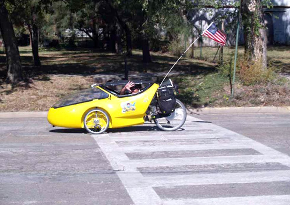 Rocket Trike Diaries—The End of the Road