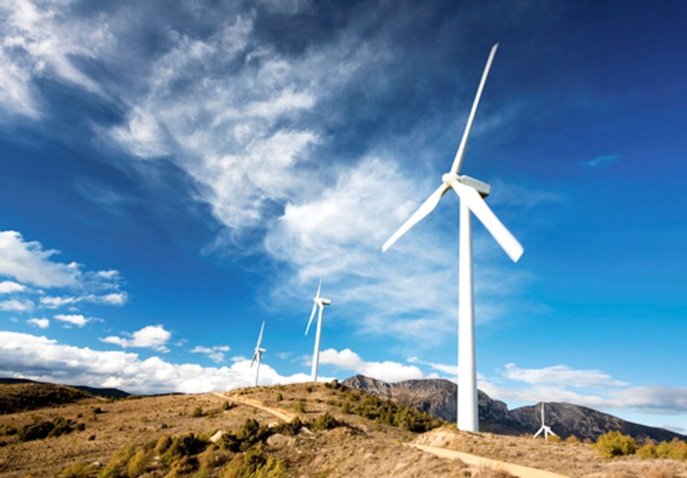 Who Are the World's Renewable Energy Leaders?