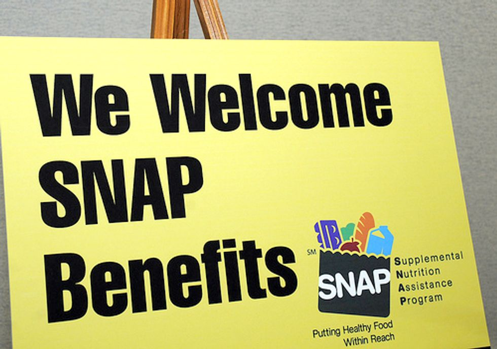 How Much Do Corporations Benefit from Food Stamps?