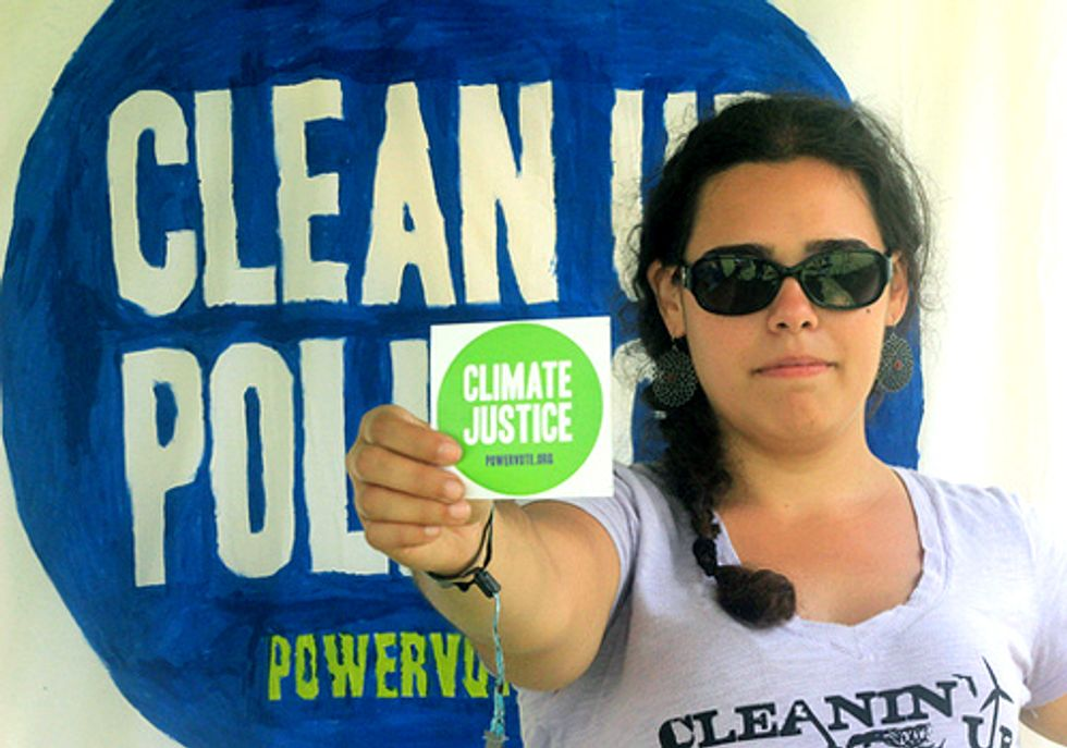 Activists Launch Youth 'Power Vote' Campaign to Turn Out Climate and Clean Energy Voters