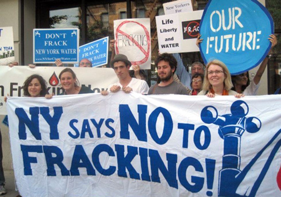 Video Details Shattering Flaws of Science vs. Political Science in NY Fracking Review