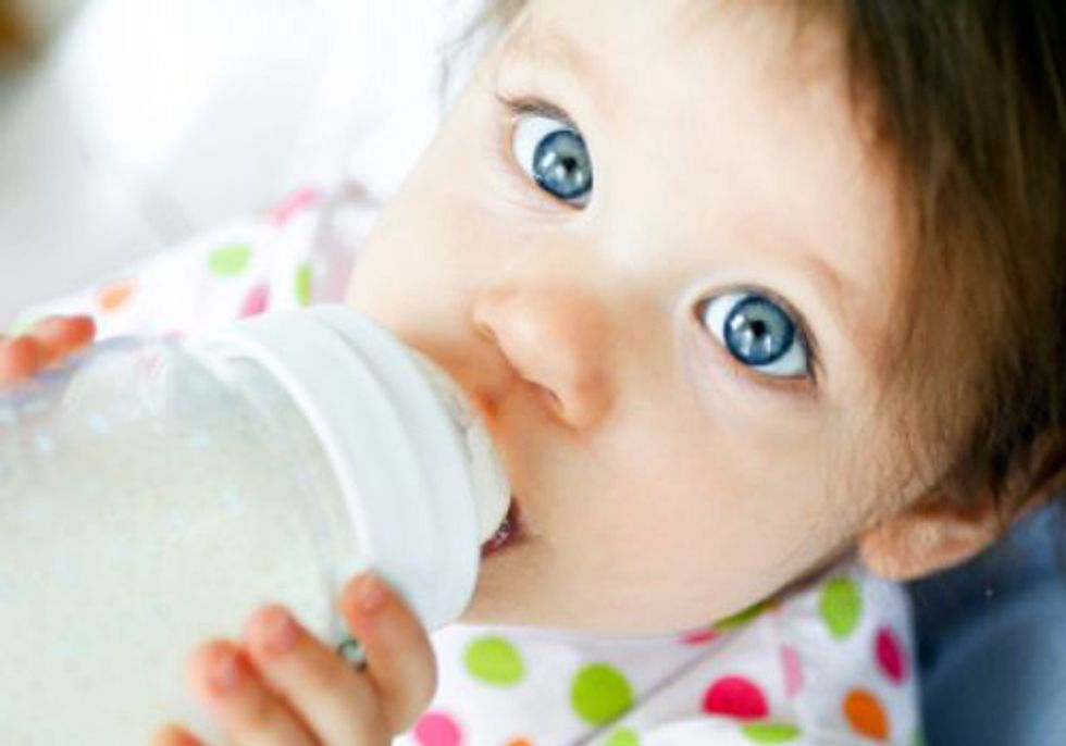 FDA to Ban BPA from Infant Formula