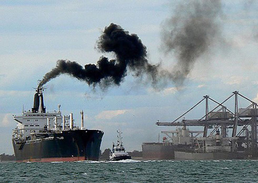 EPA Refuses to Control Pollution from Ships, Aircraft and Non-Road Engines