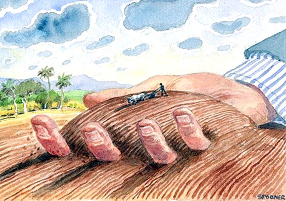 Agricultural Land Grabs Continue to Soar