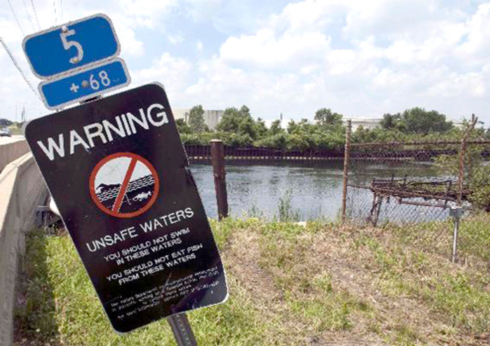 House Subcommittee Votes to Gut Clean Water Act Protections