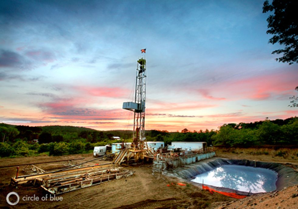 Michigan and Ohio Need to Strengthen Fracking Laws