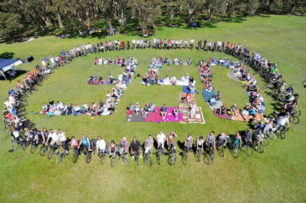 Moving Planet Unites 175 Countries in Unprecedented Day of Action