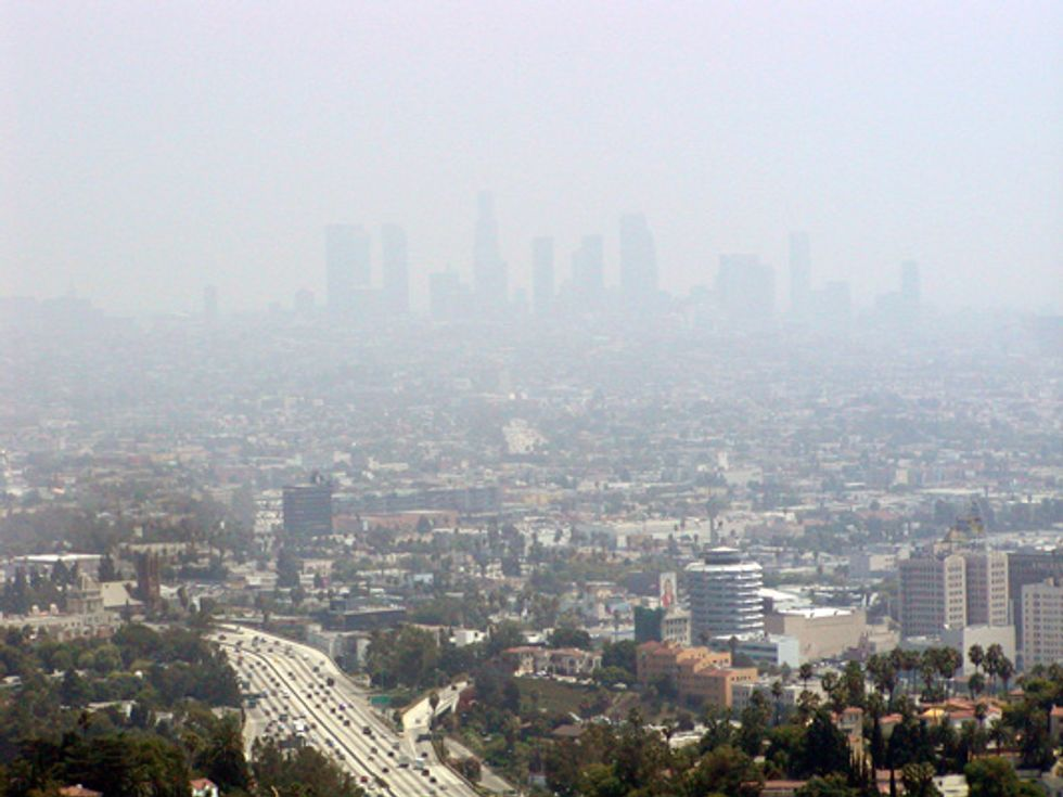 Danger in the Air—Report Highlights Smoggiest U.S. Cities