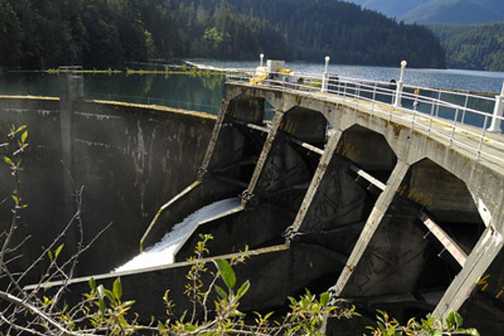 Biggest Dam Removal in History on Washington's Elwha River