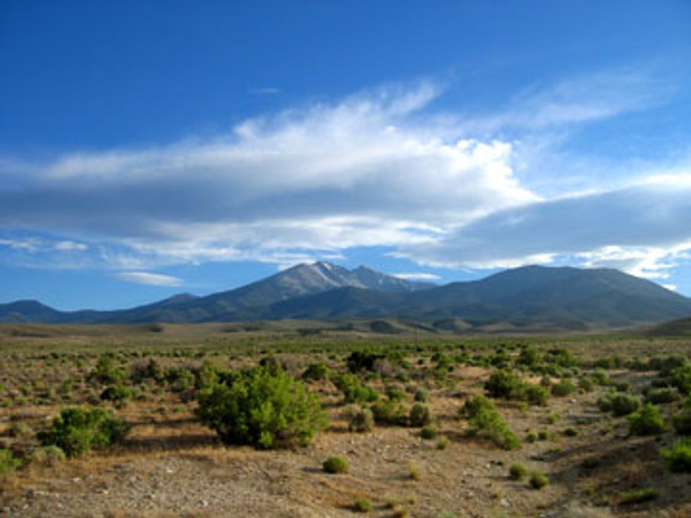 Great Basin Aquifers under Threat from Southern Nevada Water Authority