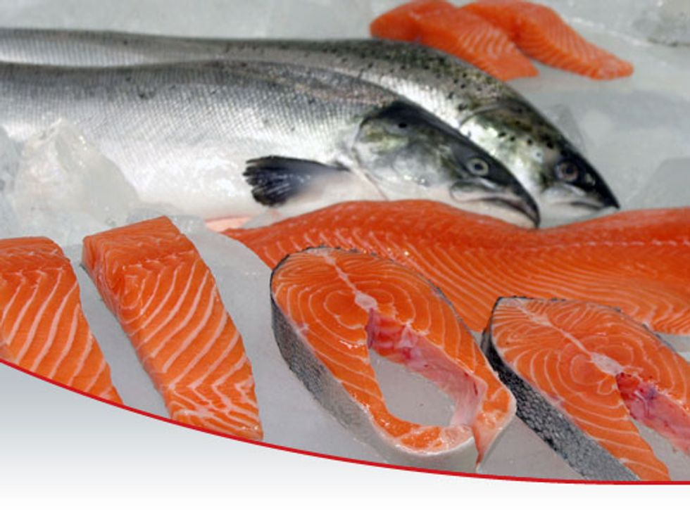 Why Are Federal Agencies Using Your Money to Fund GE Salmon?