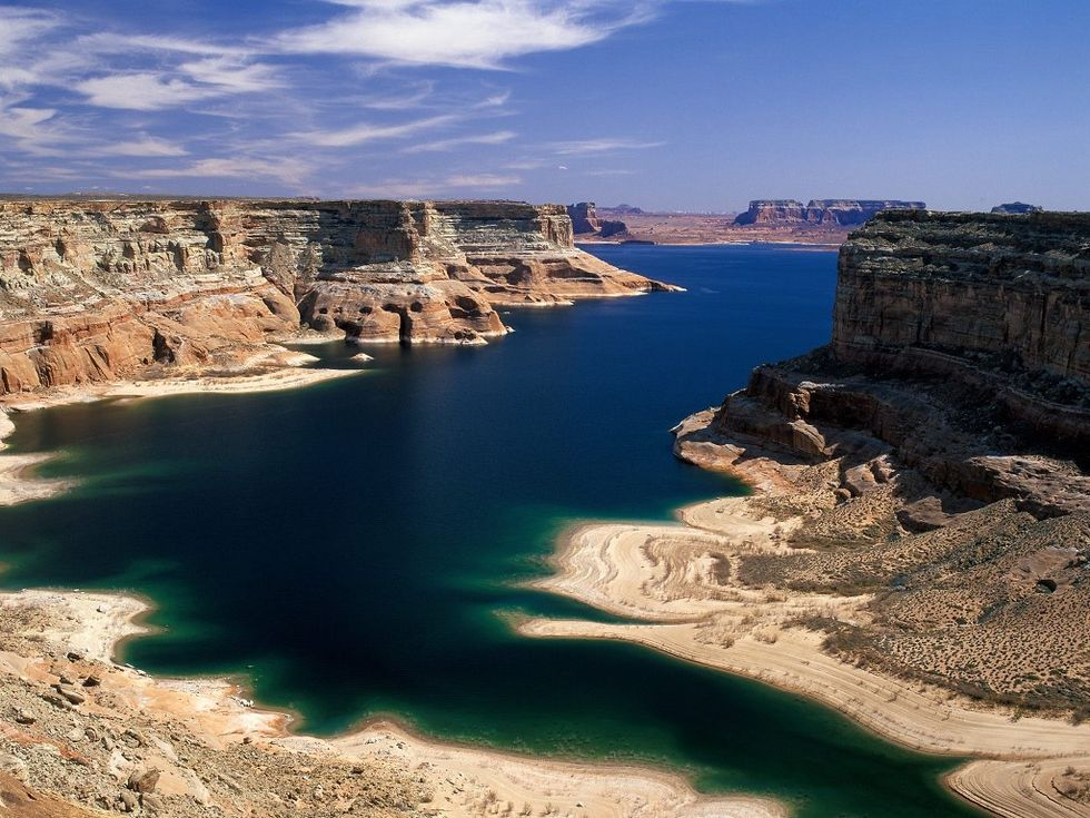 Statewide Arizona Water Study Small Step Toward Sustainability