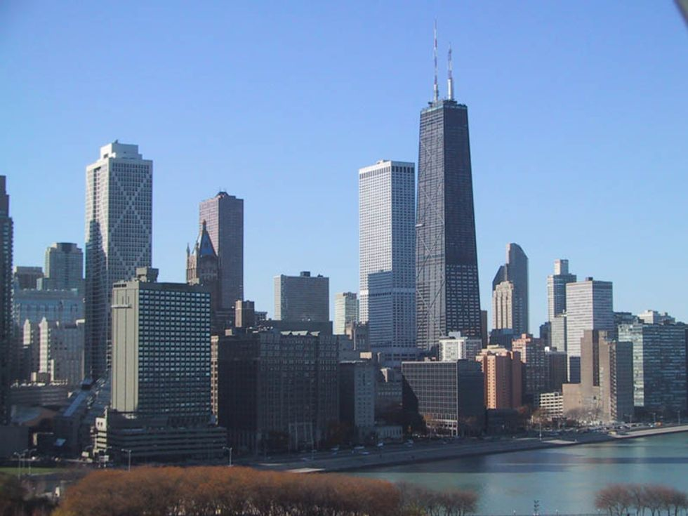 Bank of America Sponsors Polluted Air and Chicago Marathon