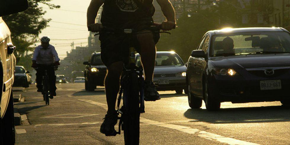 Biking and Walking a Crime?