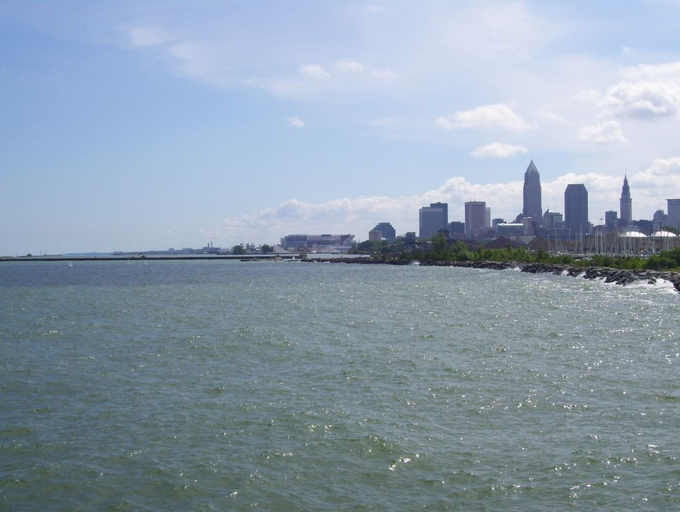 Good and Bad News about the Great Lakes
