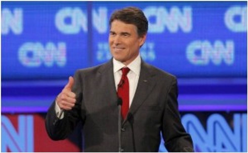 Rick Perry's Energy Plan a Health Nightmare