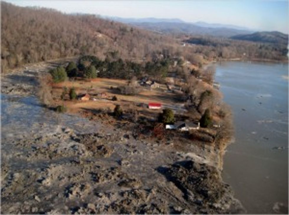 House Passes Bill Exposing Communities to Coal Ash