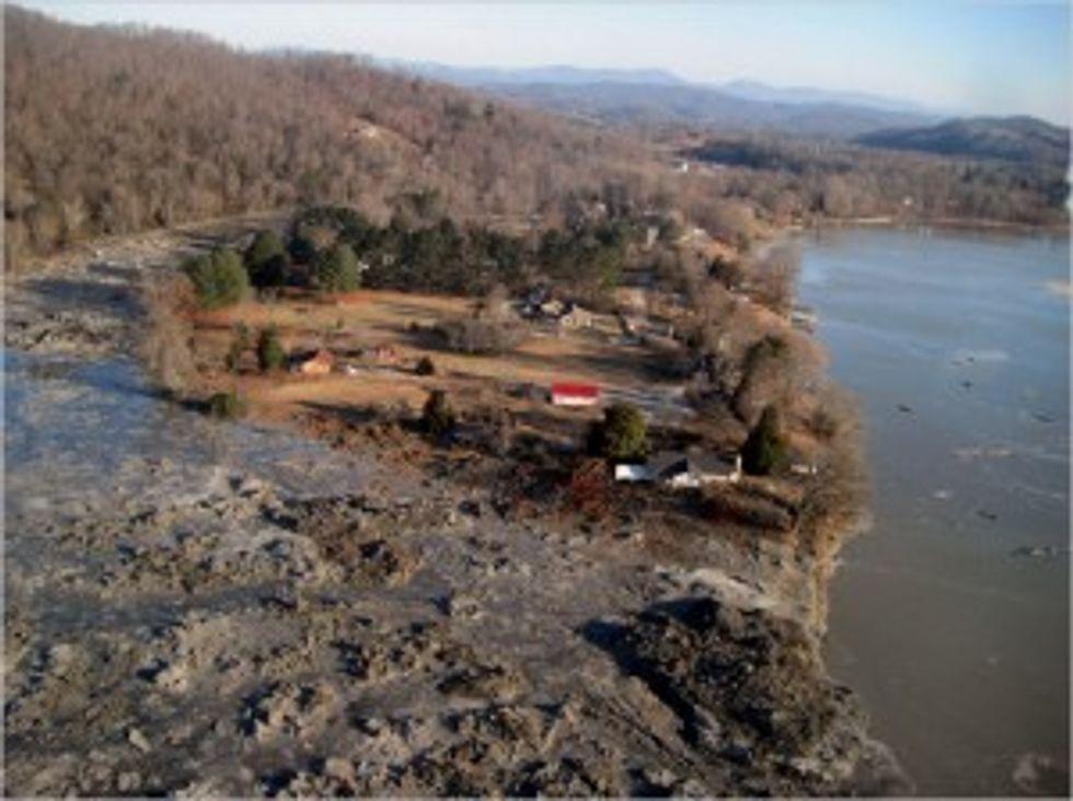 House Passes Bill Exposing Communities to Coal Ash