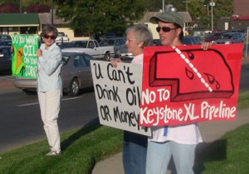 Nebraska Governor Calls Special Session on Keystone XL Pipeline