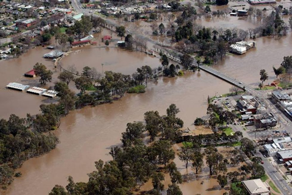 Have Floods Changed with Increasing CO2 Levels?