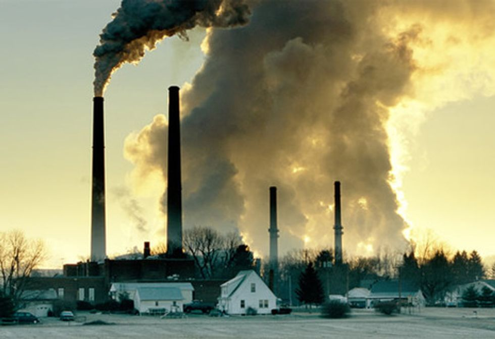 Energy Company Violated Clean Air Act More than 38,000 Times