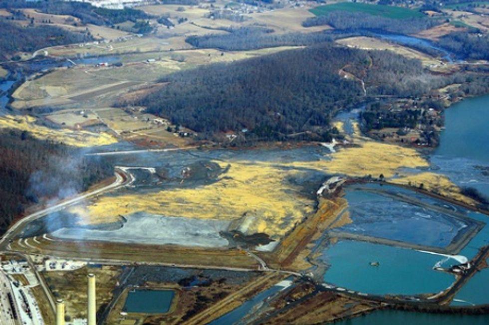 Data Reveals More Dangerous Coal Ash Ponds