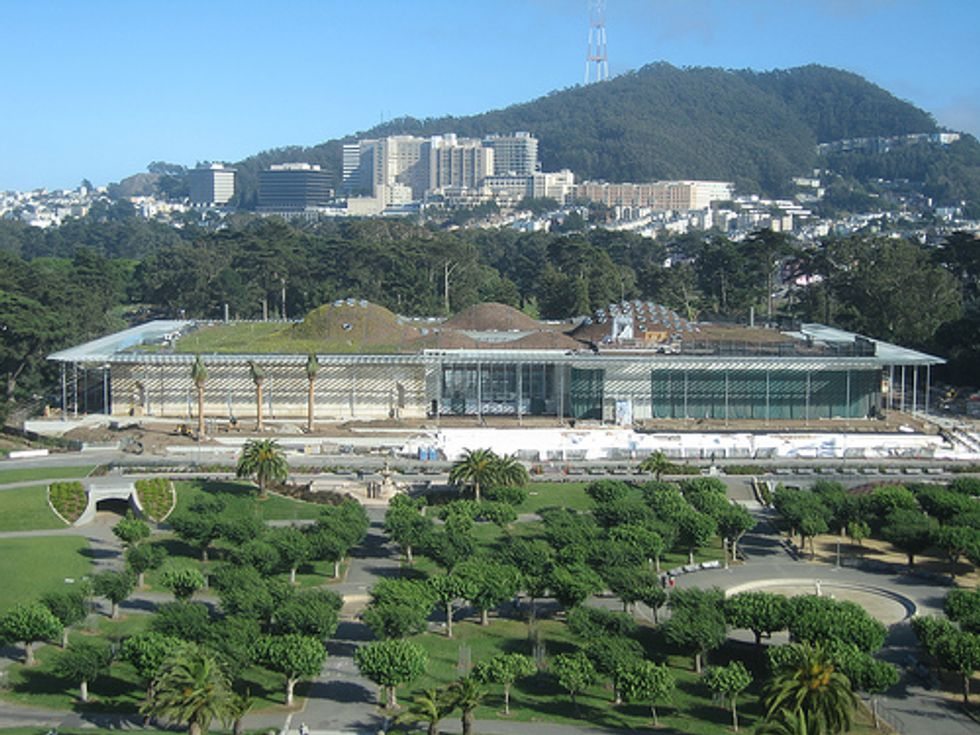 Innovation and Green Jobs Highlighted at California Academy of Sciences Tour