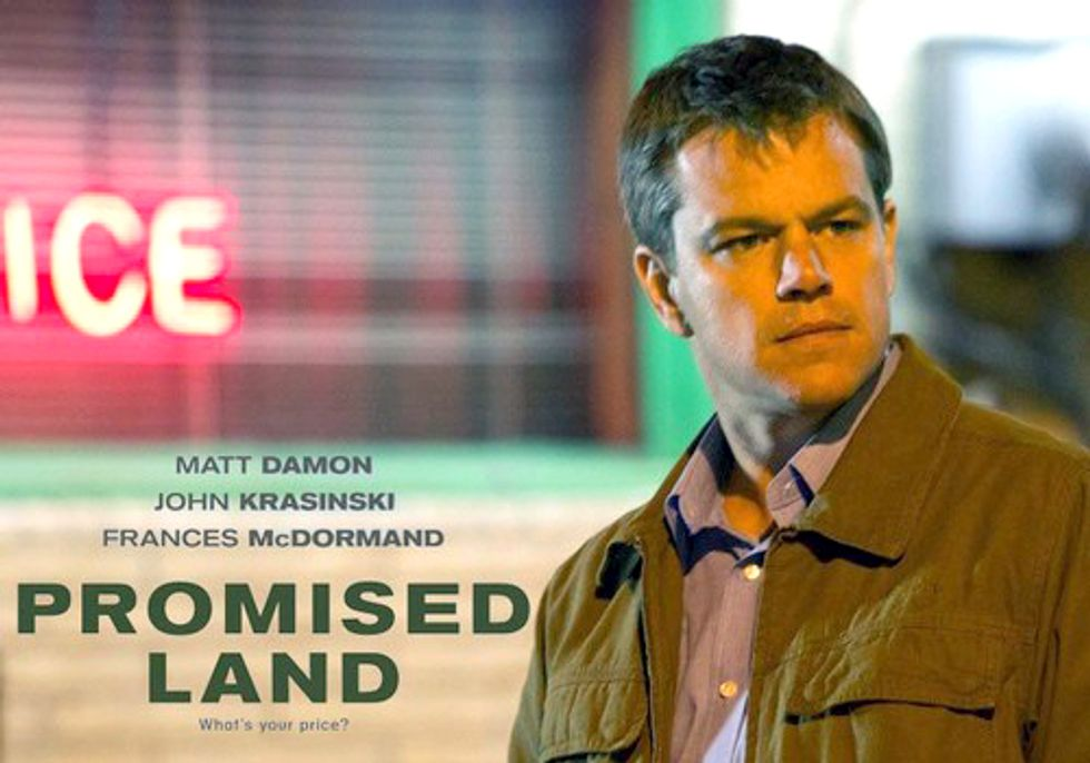What Promised Land Doesn't Mention