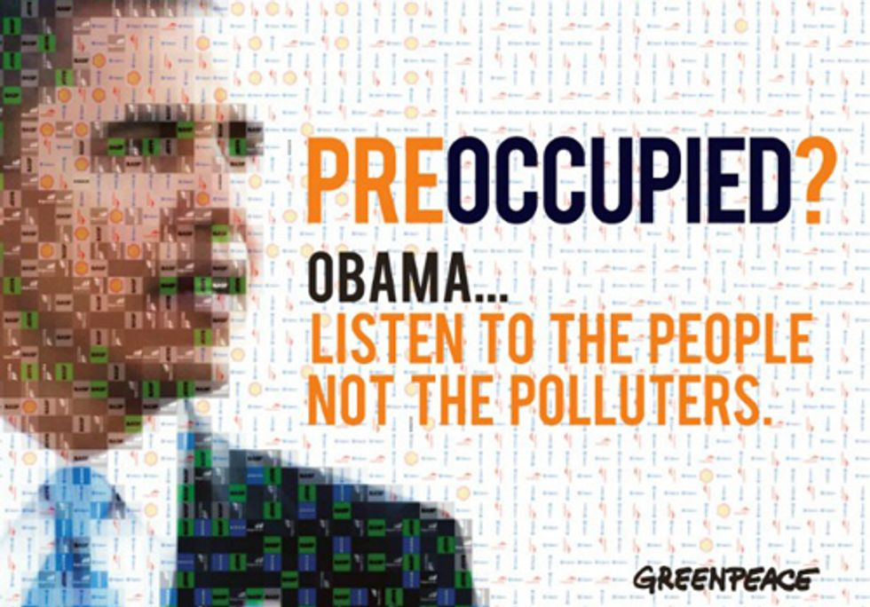 Nearly 70 Groups Write Letter Imploring Obama to Rise Up and Be Strong Climate Leader