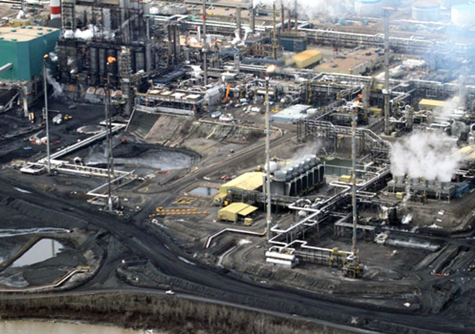 'Smoking Gun' Research Reveals Tar Sands Cancer Legacy