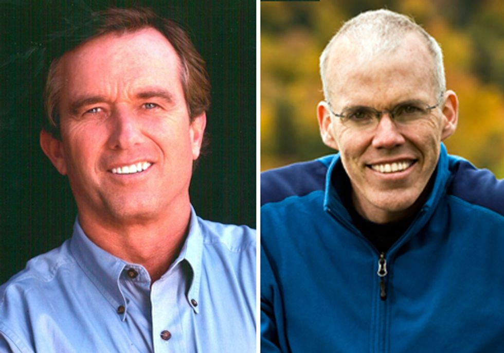 RFK, Jr. and Bill McKibben: Time for Obama to Act on Climate Change