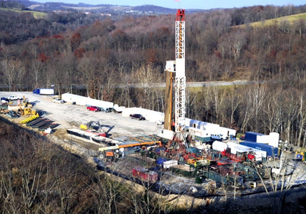 VIDEO: Pennsylvanians Opposed to Fracking Speak Out to Gov. Corbett