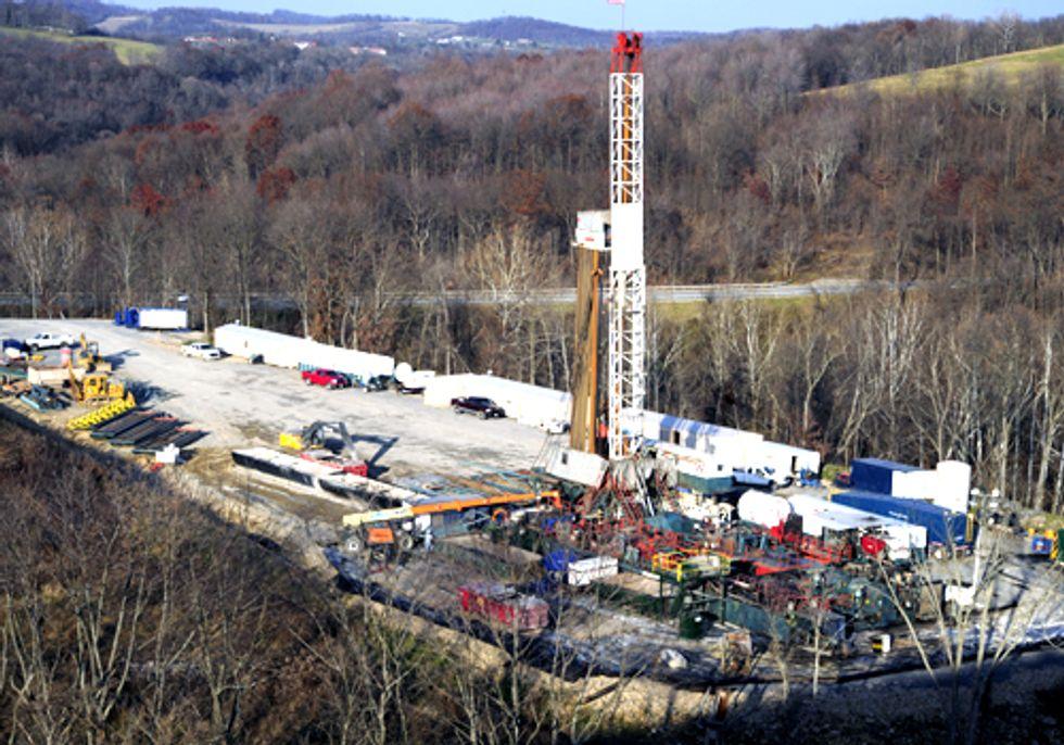 VIDEO: Pennsylvanians Opposed to Fracking Speak Out to Gov. Corbett