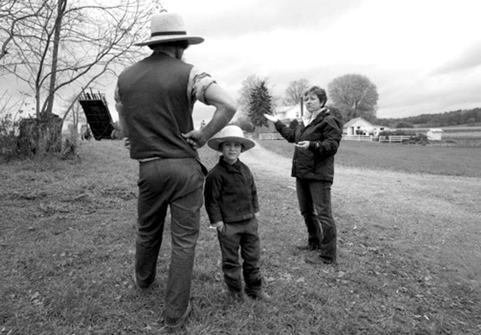Fracking the Amish