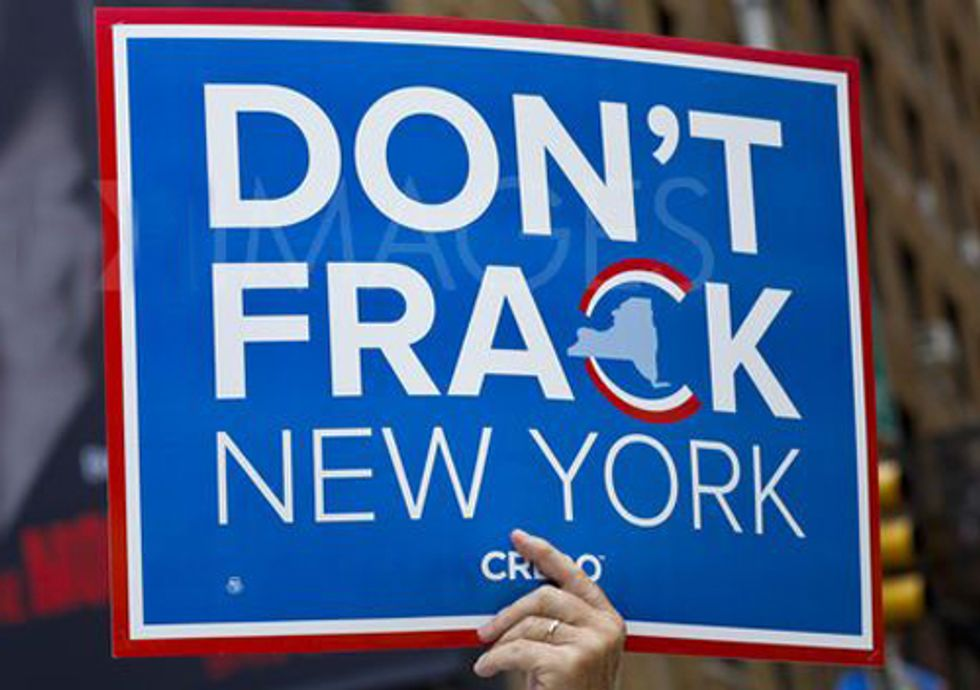 Fracking Rules Fall Short of Protecting New Yorkers