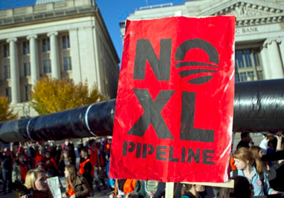 Scientists Call on President to Reject the Keystone XL Pipeline