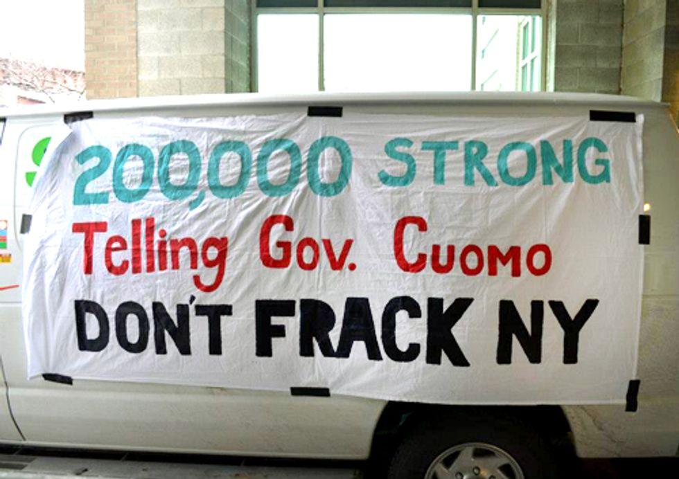 New York's Fracking Process is Broken