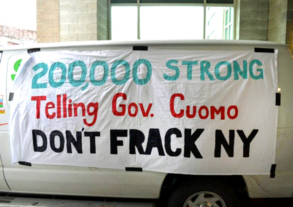 New York's Fracking Process is Broken