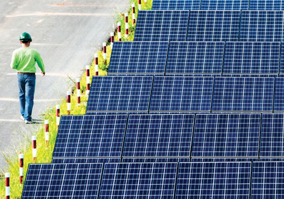 Why the World's Largest Companies are Investing in Renewable Energy