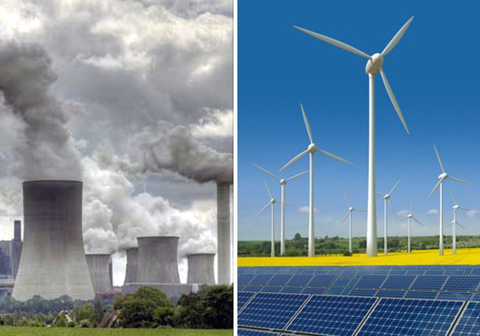 States Turn Their Back on Renewable Energy