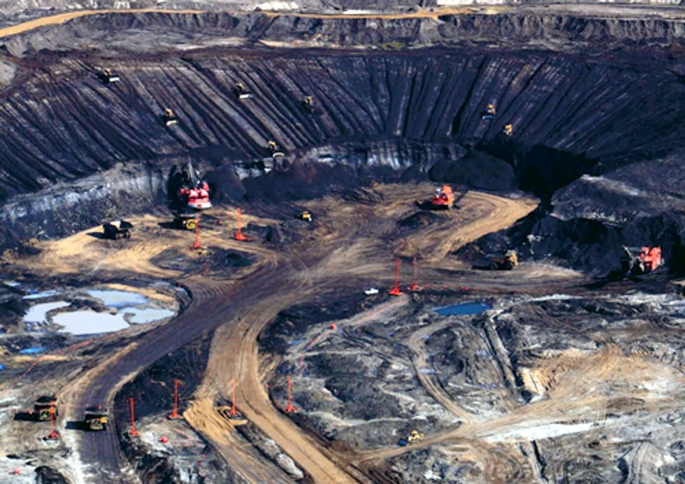Why Canadian Tar Sands are the Most Environmentally Destructive Project on Earth