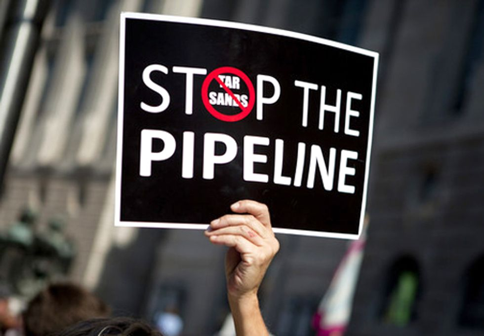Climate Concerns are Key in Keystone XL Pipeline Debate