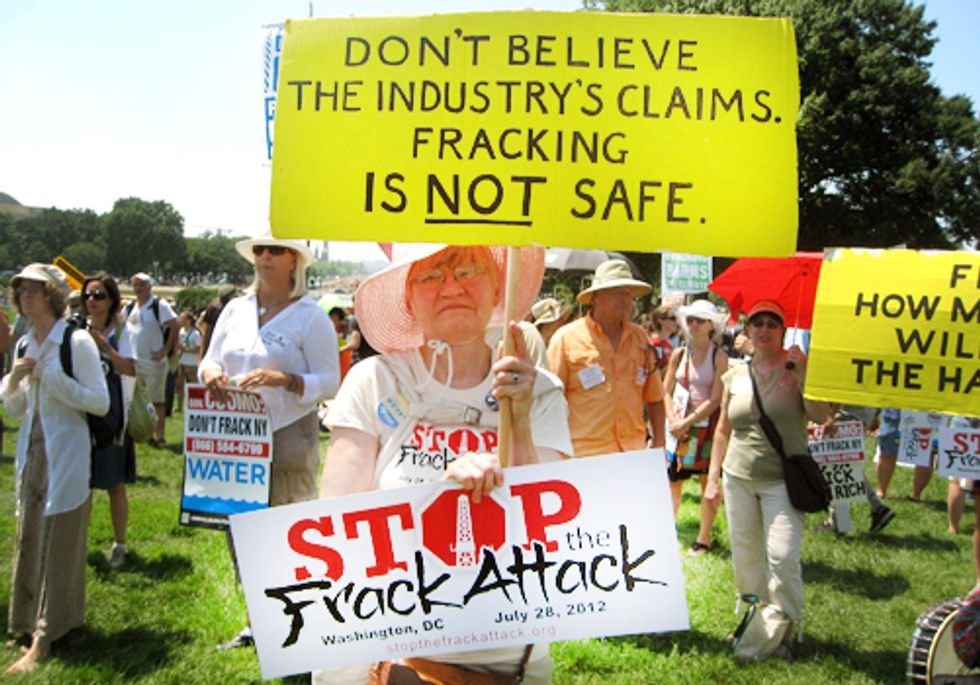 Industry Consultants Warn Frackers: Do Not Underestimate the Global Anti-Fracking Movement
