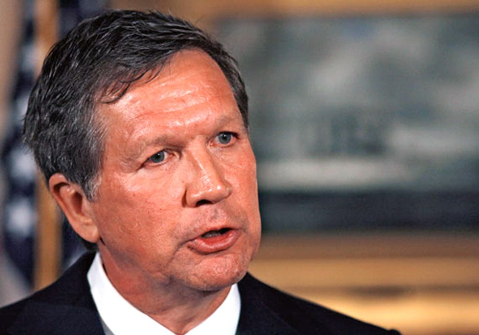 Governor Kasich's Commitment to Renewable Energy in Doubt