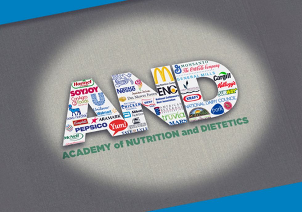 Are America's Nutrition Professionals in the Pocket of Big Food?