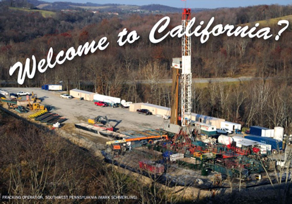Fighting Unregulated Fracking in California